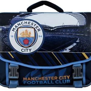 Manchester City Cartable Mixte Enfant, Bleu, 41 cm 5